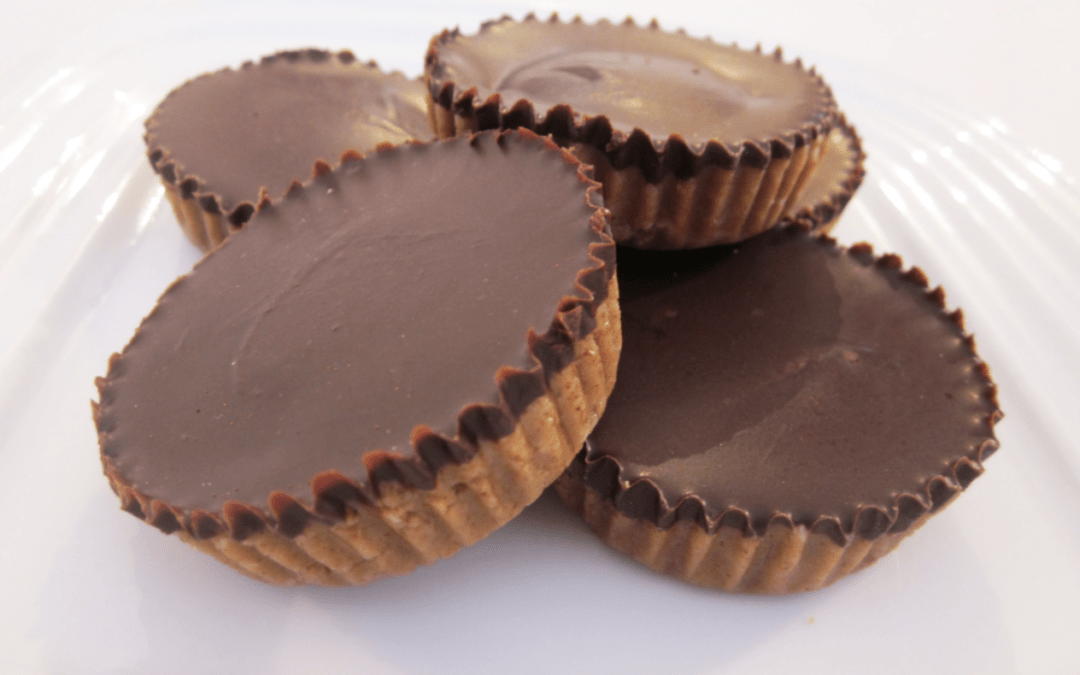 Shakeology Recipe: Healthy Peanut Butter Cups